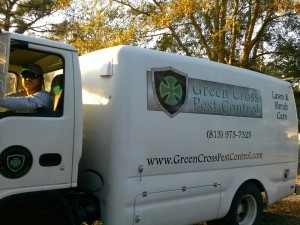 Outdoor Pest Control Services